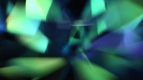 Diamond Sapphire Macro stock footage