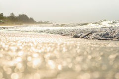 Diamond sea Royalty Free Stock Photography