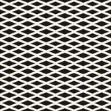 Diamond seamless geometric pattern. Simple vector rhombuses texture Stock Photo
