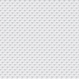 Diamond seamless pattern. Diamond seamless abstract geometrical background in white Stock Photo