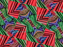 Diamond Shapes Pattern abstracto fotos de archivo libres de regalías