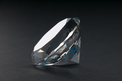Diamond shining Royalty Free Stock Images