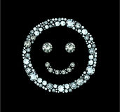 Diamond Smile Image stock