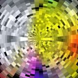Diamond sparkling abstract background Royalty Free Stock Image
