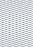 Diamond steel grill. Pattern background Stock Photography