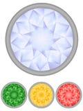 Diamond stone Stock Photo