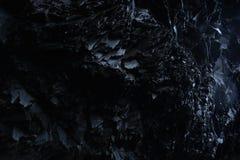 Diamond Stones noir Image libre de droits