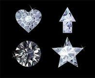 Diamond Symbols Stock Fotografie