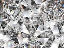 Free Diamond Texture Closeup And Kaleidoscope Royalty Free Stock Photography - 120058077