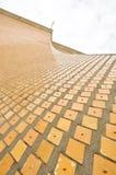 Diamond tiles Stock Image