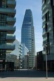 Diamond Tower nel distretto di Porta Nuova a Milano, Italia Fotografie Stock Libere da Diritti