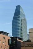 Diamond Tower nel distretto di Porta Nuova a Milano, Italia Immagini Stock
