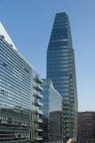 Diamond Tower nel distretto di Porta Nuova a Milano, Italia Immagine Stock Libera da Diritti