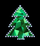 Diamond Tree Stock Fotografie