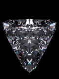 Diamond Trillion Royalty Free Stock Image