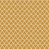 Diamond Vector Seamless Pattern géométrique Art Deco Background abstrait Texture élégante classique illustration libre de droits