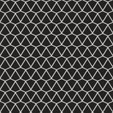 Diamond Vector Seamless Pattern géométrique Art Deco Background abstrait Texture élégante classique illustration de vecteur