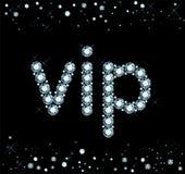 Diamond Vip Sign Royalty Free Stock Image