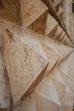 Diamond wall at Ferrara, Italy Stock Images