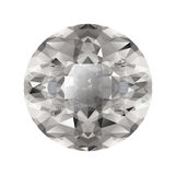 Diamond on white background Royalty Free Stock Photos