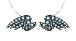 Diamond Wings illustration de vecteur