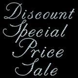 Diamond words. Royalty Free Stock Photography