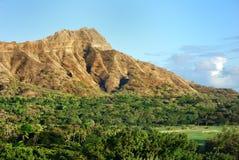 diamondhead Hawai Immagini Stock Libere da Diritti