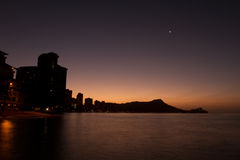 Diamondhead Sunrise Stock Image