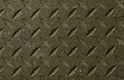 Diamondplate Muster Lizenzfreies Stockbild