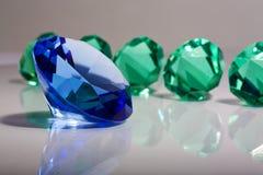 Diamonds 1 stock image