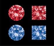 Diamonds Stock Photo
