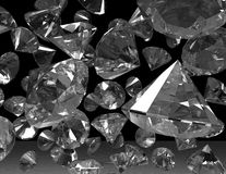 Free Diamonds Royalty Free Stock Photos - 11843928
