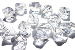 Diamonds. Ice diamonds - great background royalty free stock photography