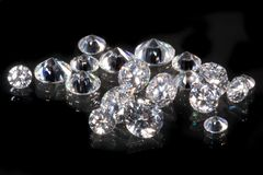 Free Diamonds Royalty Free Stock Images - 6541879