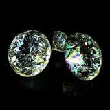 Diamonds cg Royalty Free Stock Photo