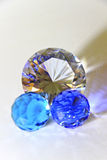DIAMONDS 1 Royalty Free Stock Photo