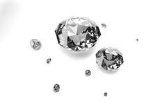 Diamonds Stock Image