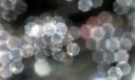 Diamonds light Royalty Free Stock Image