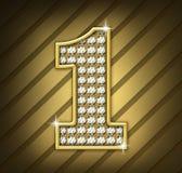 Diamonds Nº1 Royalty Free Stock Photos