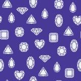 Diamonds pattern Stock Photography