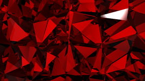 Diamonds Refraction Background Looped. stock video footage
