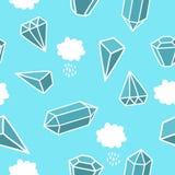 Diamonds in the sky. Royalty Free Stock Photo