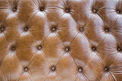 Diamonds texture of aged leather sofa Stock Photo