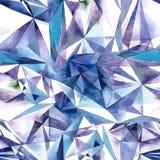 Diamonds texture background Royalty Free Stock Photography
