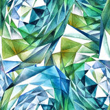 Diamonds texture background Royalty Free Stock Images