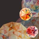 Diamonds. Royalty Free Stock Photos