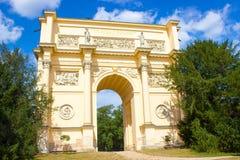 Diana świątynia - Rendez-vous w republika czech Fotografia Royalty Free
