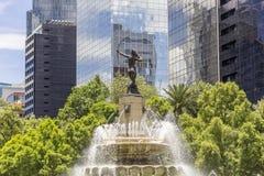 Diana Cazadora Fountain Fotografie Stock