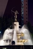 Diana Fountain Royalty Free Stock Photo