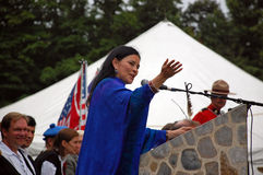 Diana Gabaldon, Best-Selling New York times author Royalty Free Stock Photos